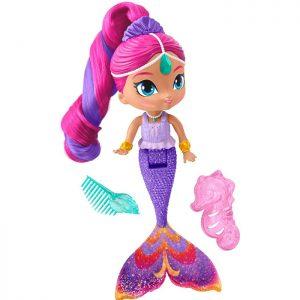 muñeca sirena magica burbujas