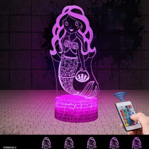 lampara mermaid
