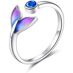 anillo mermaid