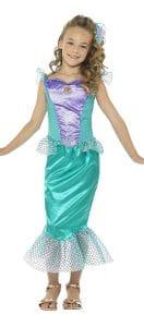 disfraz sirenas niñas